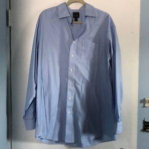 Jos. A Bank mens dress shirt. 17/12-35